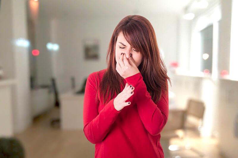 Los malos olores y sus efectos en la salud vivienda saludable - Como eliminar los malos olores ...