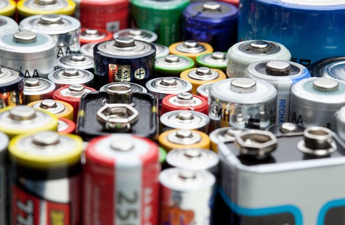 cómo reciclar pilas
