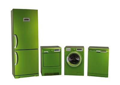 Ahorra con los electrodomésticos eficientes