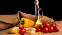 Dieta mediterránea alimentación saludable