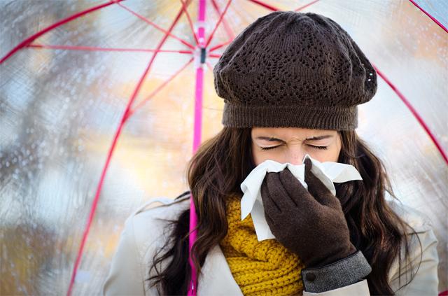 enfermedades que provoca el frío