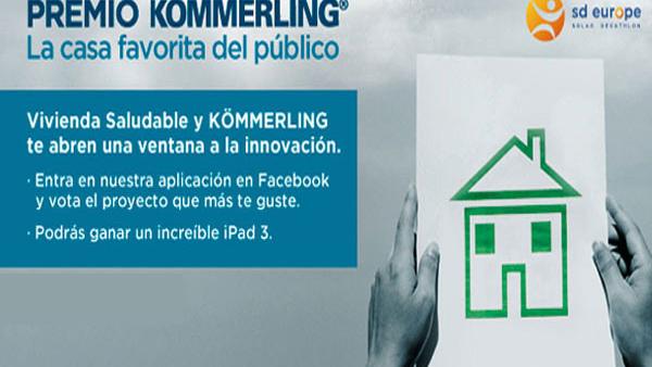 Premio Kömmerling ''La casa favorita del público''