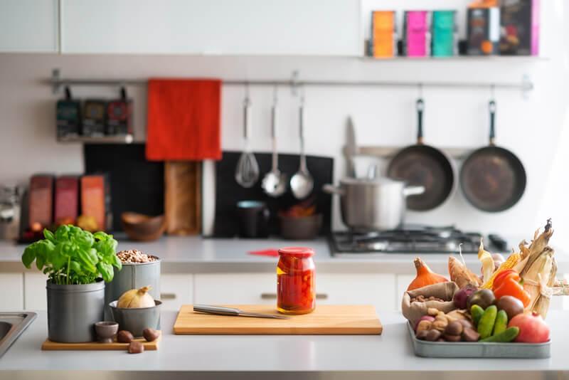cambiar los muebles de cocina