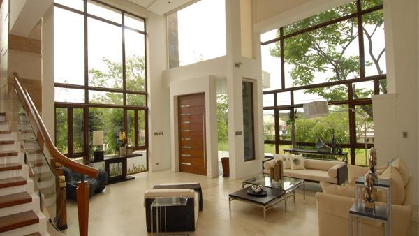 C mo aprovechar los espacios interiores vivienda saludable for Jardines de pared para interiores