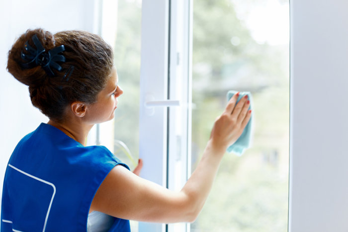 mantenimiento de ventanas