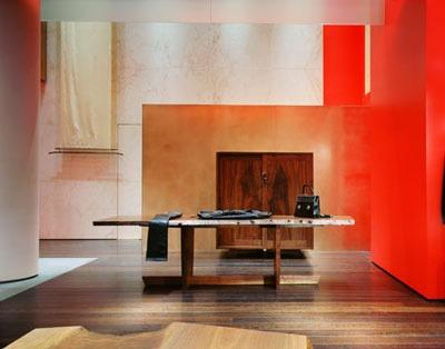 Cada arquitecto, un color