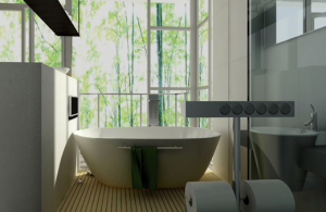 Baño con estilo para tu hogar