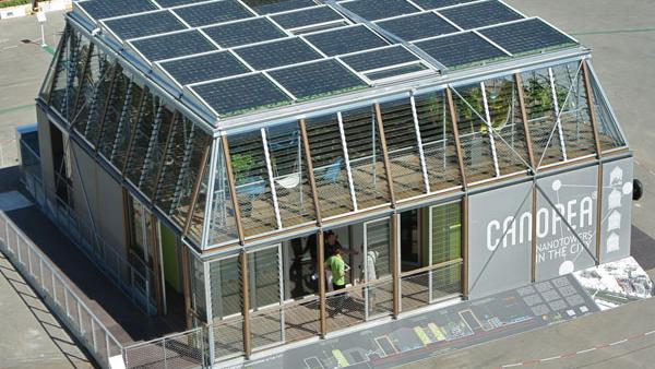 Canopea, ganadora del Solar Decathlon 2012