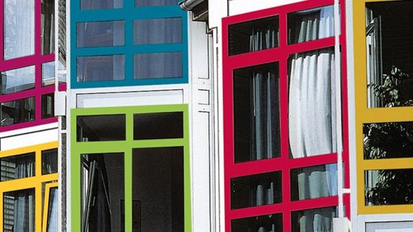 Da color a tus ventanas