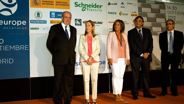 Inaugurado el Solar Decathlon 2012