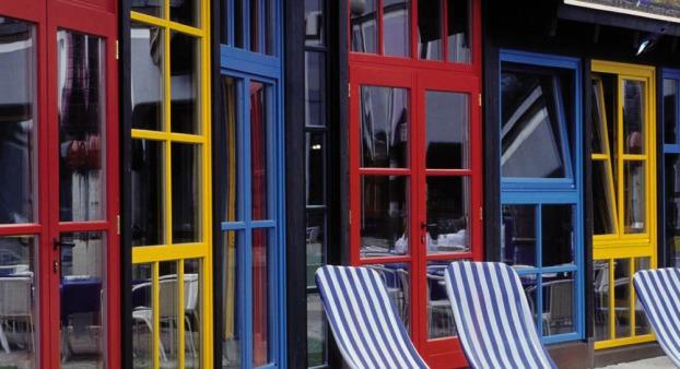 Kolorten: ¡ventanas de colores!
