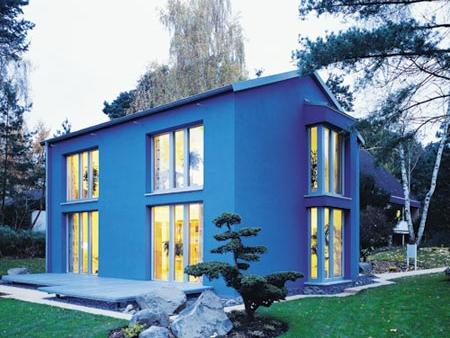 La casa que ahorra