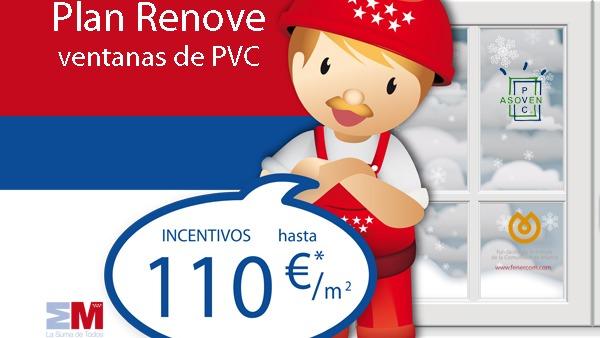 Planes Renove de Ventanas de PVC 2013