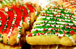 Recetas de Navidad saludables