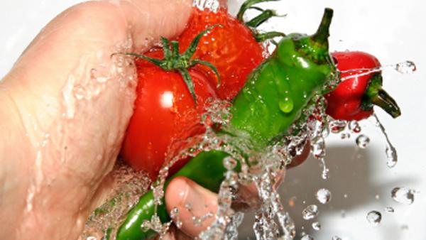 Trucos para lavar frutas y verduras · Vivienda Saludable