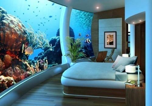 Undersea-hotel