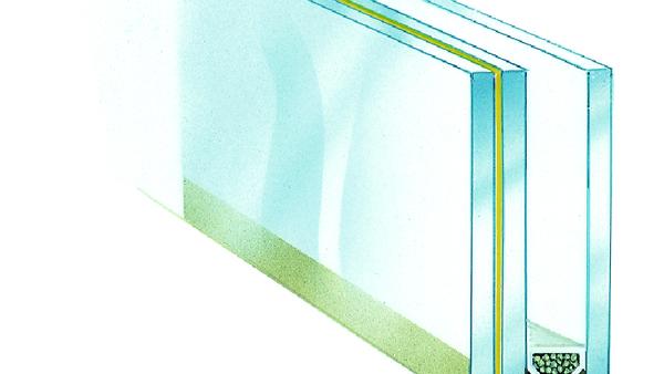 Vidrio laminado o de seguridad vivienda saludable for Cerramiento vidrio