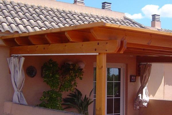 Ventajas de los cerramientos de terraza vivienda saludable - Como cerrar terraza ...