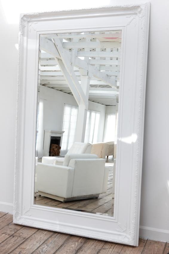 Espejos para tu casa vivienda saludable for Espejo cuerpo completo