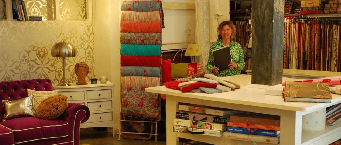 Ana de Cabo, interiorista