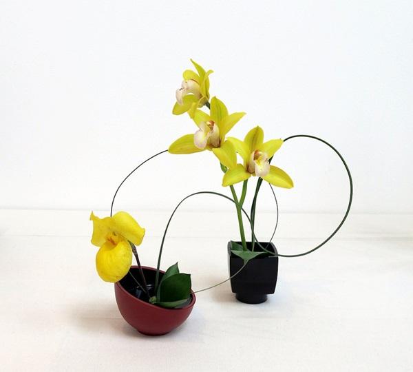 Ikebana El Arte Floral Japonés Vivienda Saludable