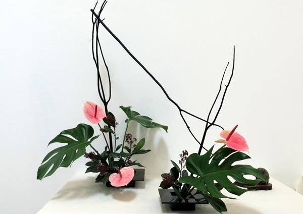 cmo crear arreglos florales con ikebana para tu casa