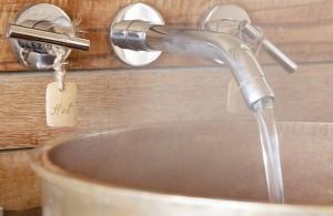 Agua Caliente Santitaria