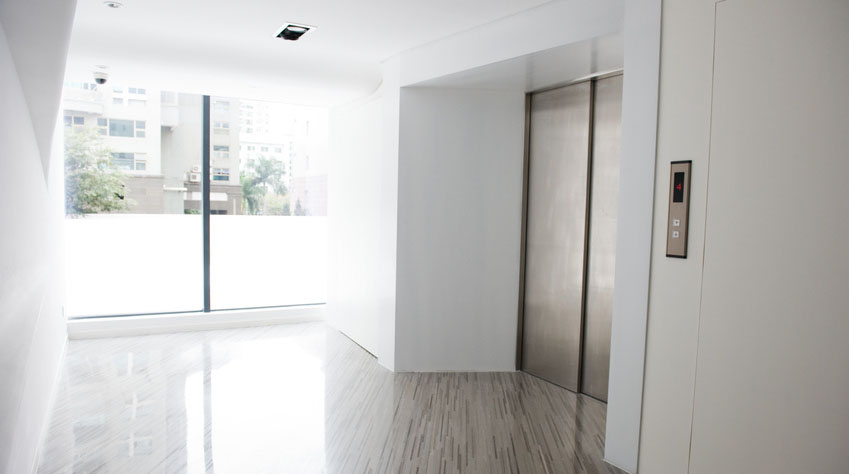 Ahorrar energía en ascensores