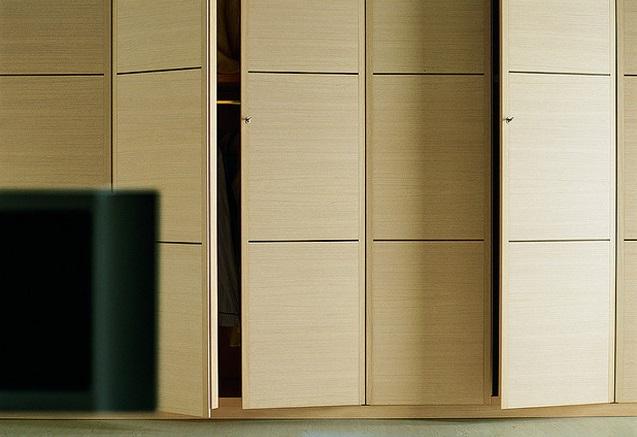 Como forrar un armario en casa vivienda saludable - Como montar un armario empotrado ...