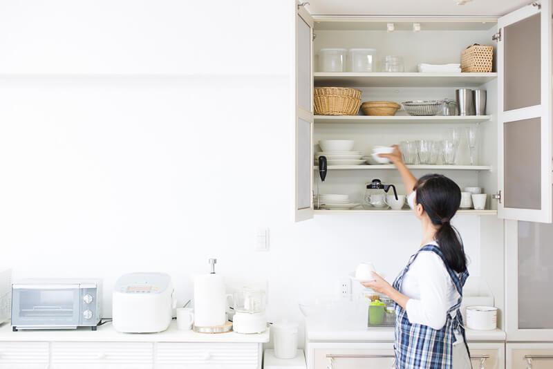 cómo forrar un armario