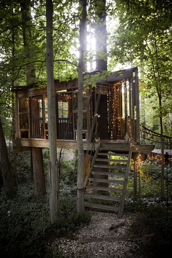 Las casas de los árboles - Peter Bahout