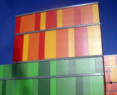La fachada ventilada la piel del edificio m s eficiente for Como solucionar problemas de condensacion en una vivienda