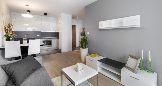 Cocina abierta o cerrada vivienda saludable for Modelo de cocina abierta en el comedor