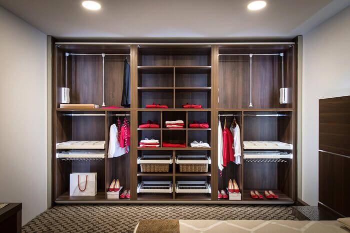 cómo montar un armario empotrado