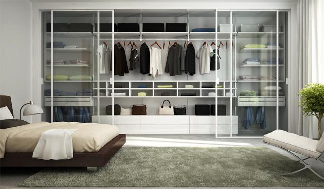 C mo montar un armario empotrado vivienda saludable - Como vestir un armario ...