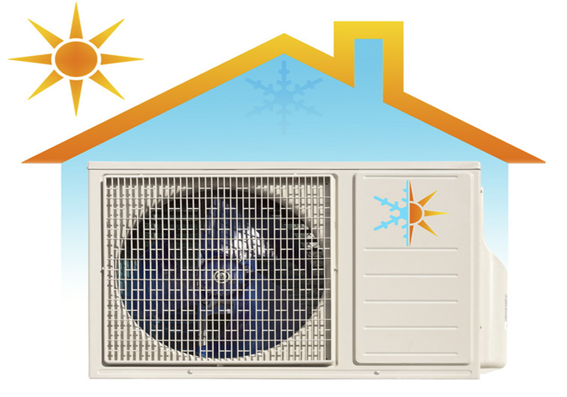 Las bombas de calor una opci n econ mica para calentar la - Calentar la casa ...