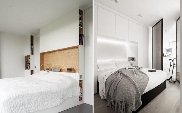 Aprovechar espacios en dormitorios