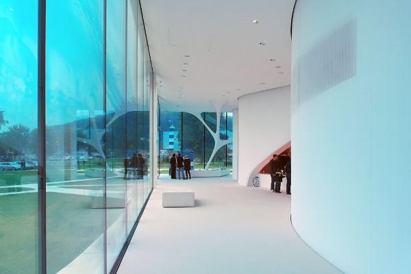 Detalle del Leonardo Glass Cube