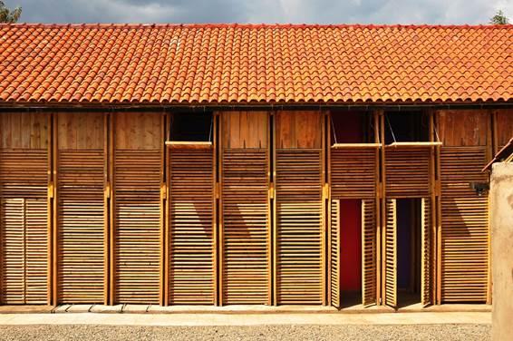 Centro de acogida Saint Jerome (Kenia) - Exterior