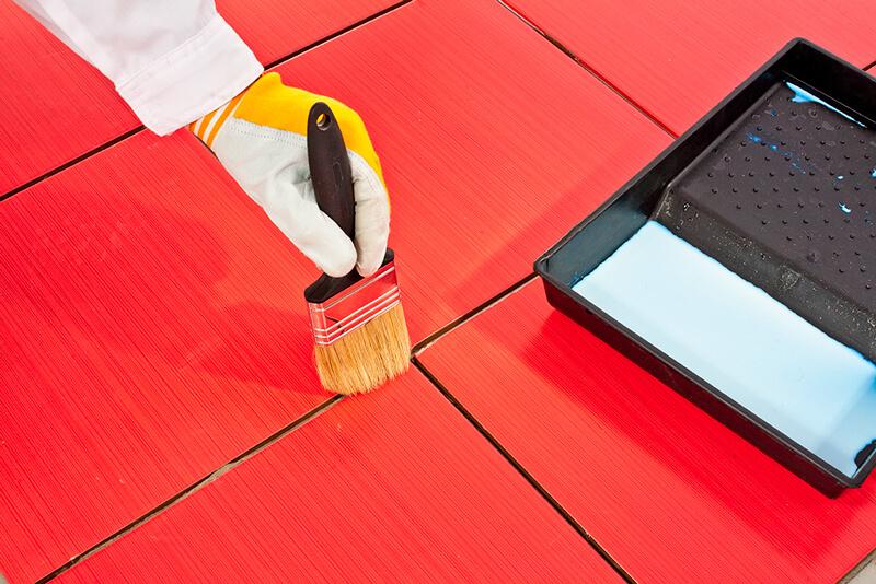 pintar sobre azulejos