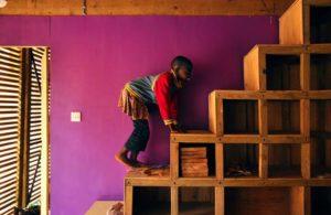 Centro de acogida Saint Jerome (Kenia) - Niños