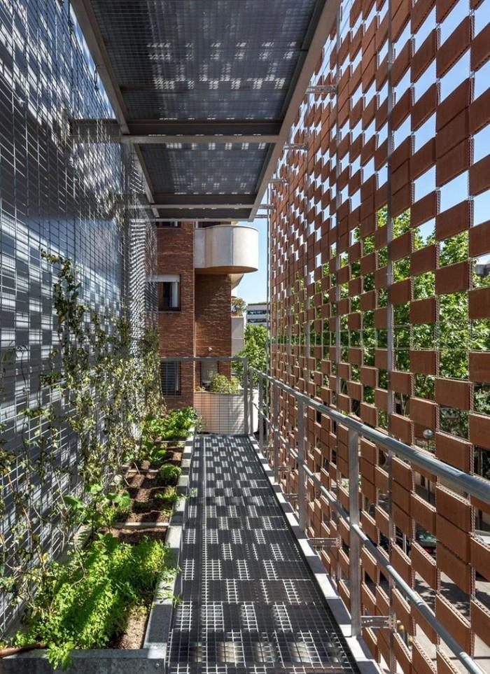 Celosía colegio-teresianes-barcelona Imagen de CaarolinaPuente