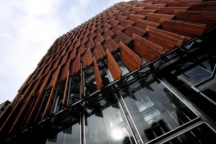 Lamas verticales Ayto. Melbourne