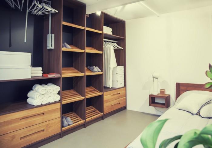 Tendencias decorativas los armarios abiertos decorar tu casa es - Armarios abiertos ...
