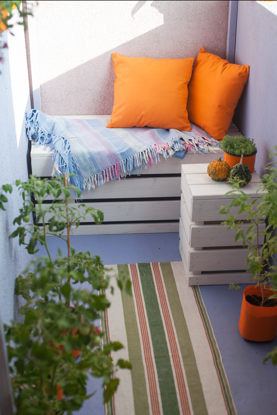 Personaliza tu espacio exterior decorar jardines y - Como hacer un jardin en una terraza ...