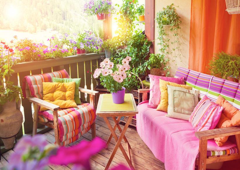 Personaliza tu espacio exterior decorar jardines y - Decoracion jardines exteriores ...