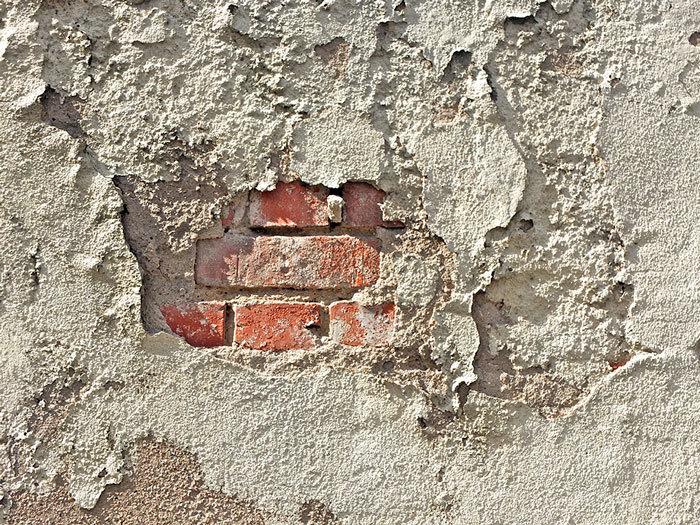daño en fachadas