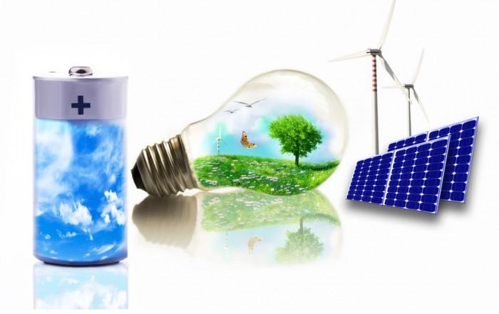 Energía renovable vivienda