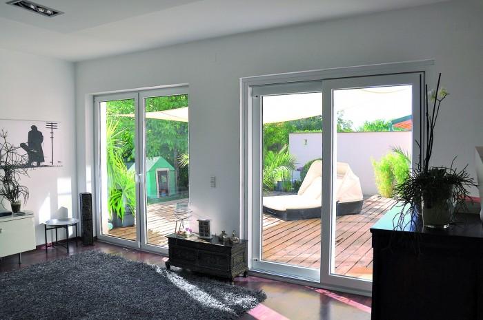 Cambio ventanas ahorro hogar