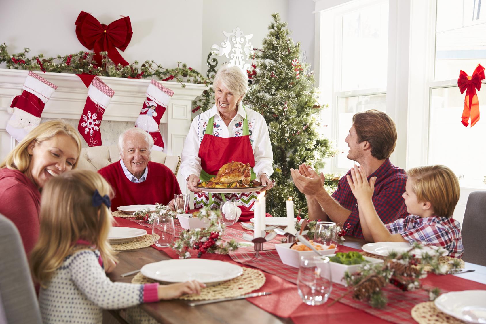 habitos saludables en navidades